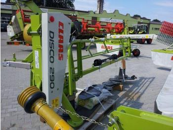Claas DISCO 290 - agricultural machinery