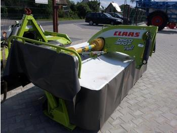 Claas DISCO 3100 - agricultural machinery