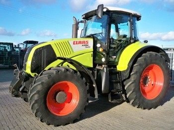 CLAAS Axion 840 Cebis - wheel tractor