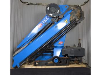 Loader crane HMF 1820-K4 RC: picture 1