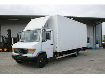 Mercedes-Benz Vario 815D Ladebordwand  - box van