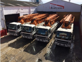 ISUZU NEW CYH 510 CIKA K49-6 (2 UNITS AVALIABLE) - concrete pump