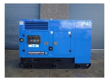 Isuzu POWERPACK IP40 40 KVA NEW, 0 HOURS. - generator set
