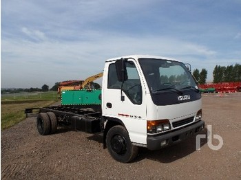 Isuzu NQR 4.8 - construction machinery
