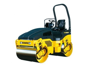 BOMAG BW 120 AD-5 - mini roller