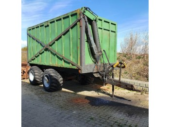 Forestry equipment ABC Container-vogn