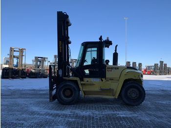 Hyster H12.00XM6 - 4-wheel front forklift