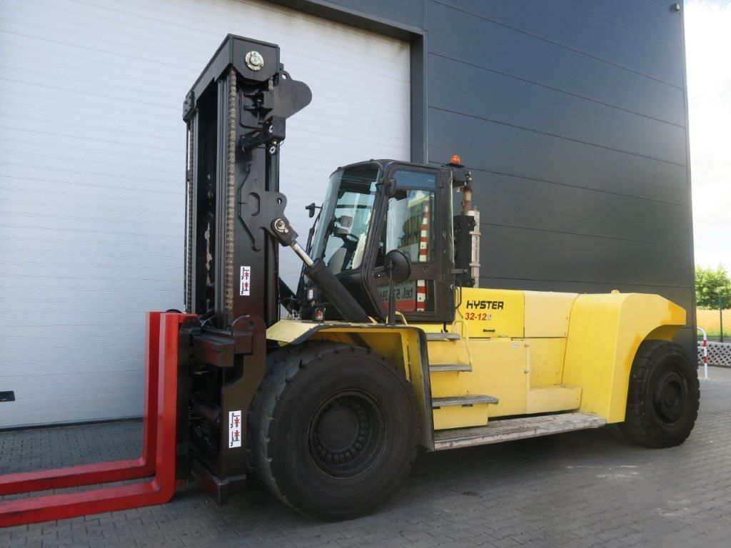 Forklift Hyster H32xm 12 From Germany 171300 Eur For Sale Id 4671009