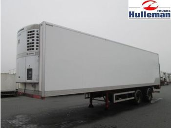 DIV HFR SK200 2 ACHSE BPW THERMO KING SL-200E  - closed box semi-trailer