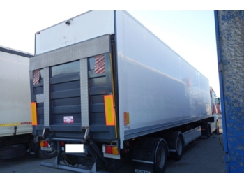 HFR City-tralle - closed box semi-trailer
