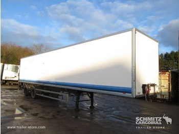 HFR Dryfreight box - closed box semi-trailer