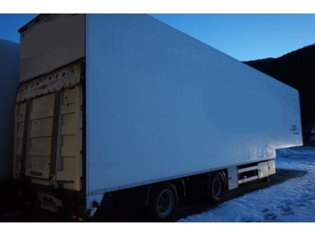 HFR semihenger - closed box semi-trailer