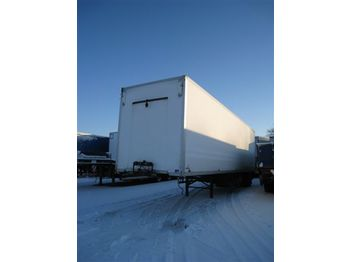 hfr city blummen - closed box semi-trailer