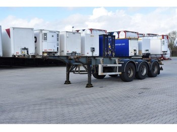 Netam-Fruehauf 20/30 FT ADR - container transporter/ swap body semi-trailer