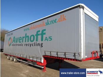HFR Curtainsider step-frame - curtainsider semi-trailer