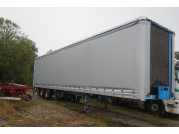 HFR Kapellhenger - curtainsider semi-trailer