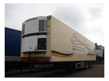 HFR KOELVRIES THERMO KING SMX 3-AS - refrigerator semi-trailer