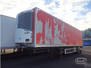 HFR SK10 1-axel Trailers, city trailers (chillers + tail lift) - refrigerator semi-trailer