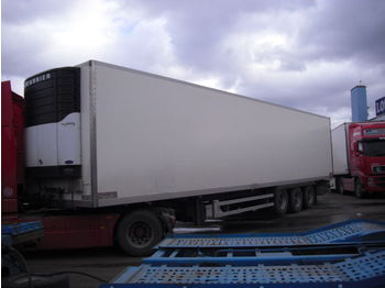 LATRE mit CARRIER - refrigerator semi-trailer