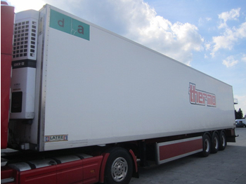 Latre OPF-3AT (THERMO KING SMXII) - refrigerator semi-trailer