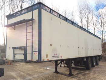 Netam-Fruehauf ONCRK 42/330 - walking floor semi-trailer