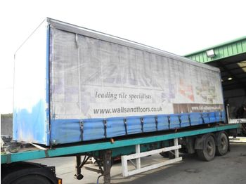 CURTAIN Body - curtainside swap body
