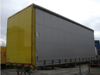 WALTHER Tautliner 7,45m - curtainside swap body