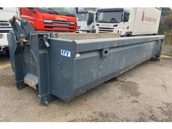 UT Mulde 14m3  - roll-off container