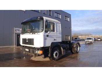Tractor unit MAN 19.343 (F2000 / MANUAL ZF-gearbox / EURO 2 / GOOD CONDITION)