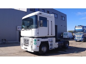 Renault AE 440 Magnum (MANUAL GEARBOX / BOITE MANUELLE) - tractor unit