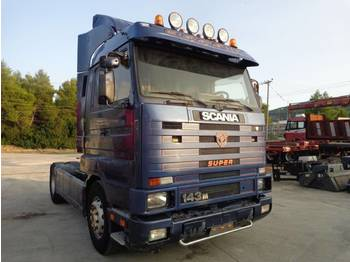 Tractor unit Scania SCANIA 143M.450 STREAMLINE (4X2)