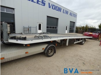 Tracon Uden TO 1.5-5.4 - autotransporter trailer