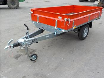 2020 Stema SH02 - car trailer