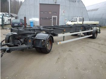 Krone NOR-SLEP Container Chassi - chassis trailer