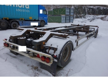 Nor Slep SL-20C - chassis trailer