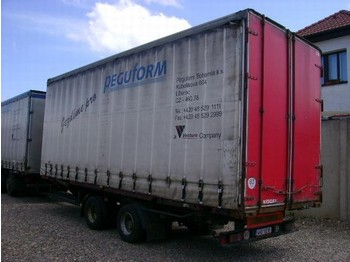 WELLMEYER TC018 - chassis trailer