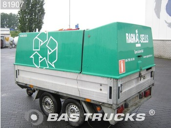 BRENDERUP  - closed box trailer