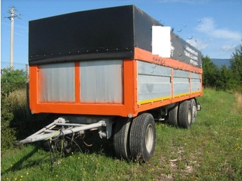 PIACENZA CARDI - closed box trailer