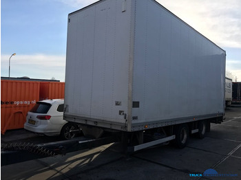 Talson M20 M20 - closed box trailer