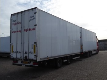 Talson M 20 - closed box trailer