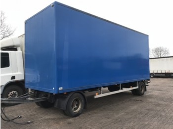 Tracon UDEN TA.1010 - closed box trailer