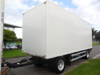 Tracon UDEN TA 1010 + DOORS - closed box trailer