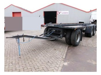 Burg BPA 10-18 L - container transporter/ swap body trailer