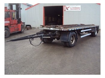 Burg BPDA1010 - container transporter/ swap body trailer