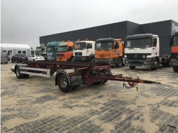 DESOT 2 ASSIGE - container transporter/ swap body trailer