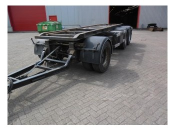 GS Meppel AC-2800K - container transporter/ swap body trailer