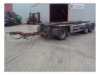 GS Meppel AC 2800 K - container transporter/ swap body trailer