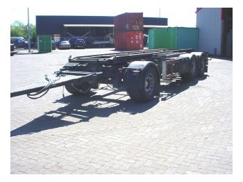 GS Meppel AIC 2700 N - container transporter/ swap body trailer