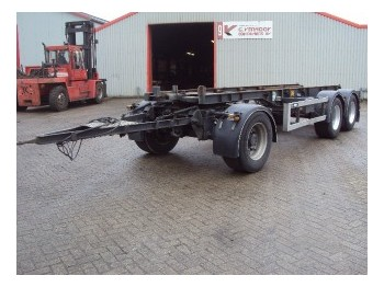 GS Meppel AIC-2800 - container transporter/ swap body trailer