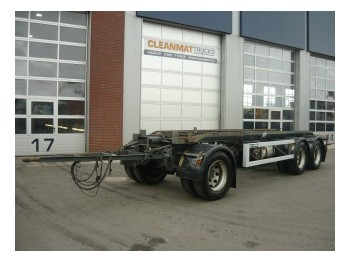 GS Meppel AIC-2800N - container transporter/ swap body trailer